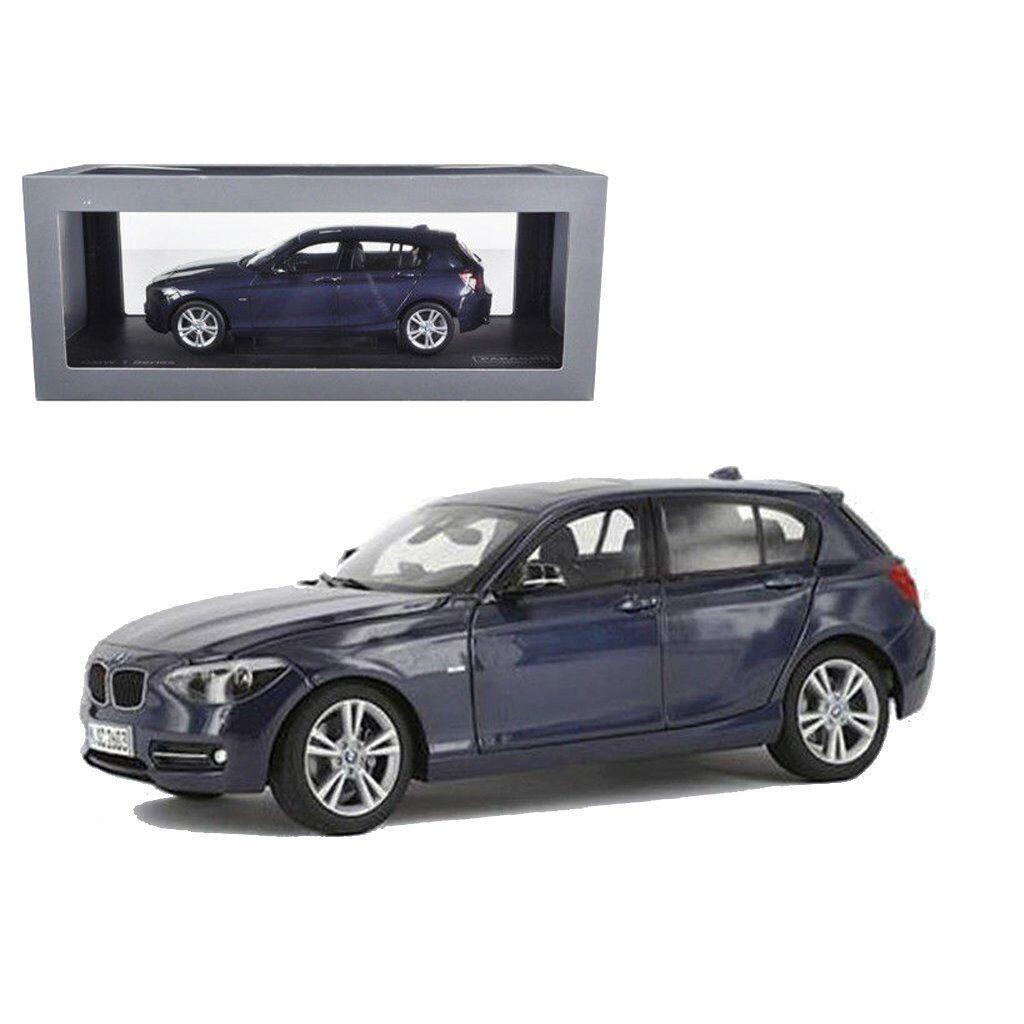 Paragon 1 18 BMW 1 Series 125I F20 Azul PA-97005