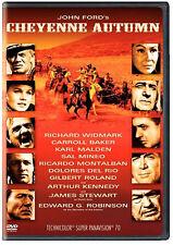 CHEYENNE AUTUMN (Remastered Edition) DVD - UK Compatible - sealed