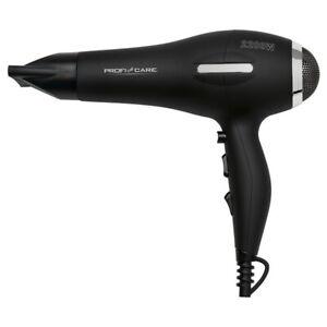Details zu ProfiCare 2200 W Ionenhaartrockner Ionenföhn Haartrockner Ionen Föhn Hairdryer