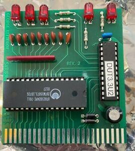 Apple II plus IIe Hardware Compatibles Saturn Rocket 128K RAM Card