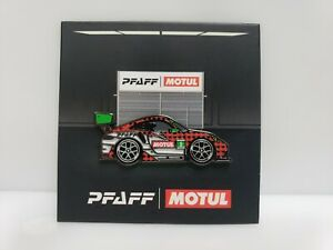 Leen-Customs-Pin-Garage-Pfaff-Motul-Porsche-GT3-9-Red-30-500-Unreleased-HTF