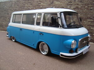 1 18 barkas b1000 ddr tiefer tuning mit 16 zoll vw pirelli. Black Bedroom Furniture Sets. Home Design Ideas