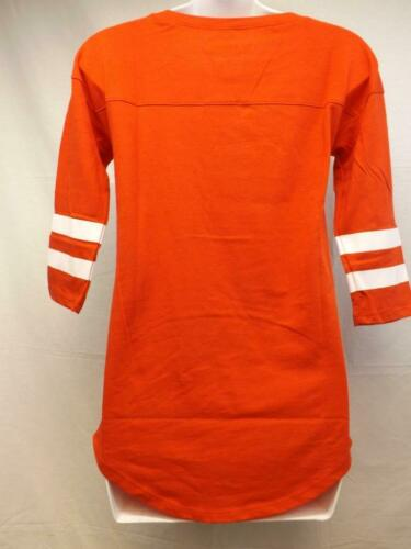 "New Pulp Fiction /""Be Cool Honey Bunny/"" Womens Size M Medium Red Raglan Shirt"