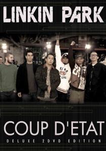 Linkin-Park-Coup-D-039-etat-DVD-2009-Linkin-Park-cert-E-2-discs-NEW