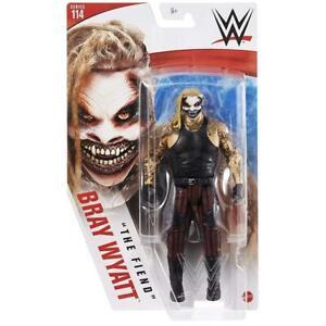 WWE Mattel The Fiend Bray Wyatt Series 114 Basic Figure