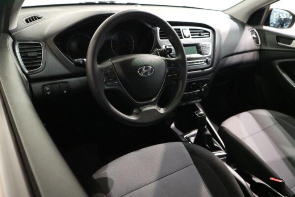Hyundai i20 1,25 Life billede 6