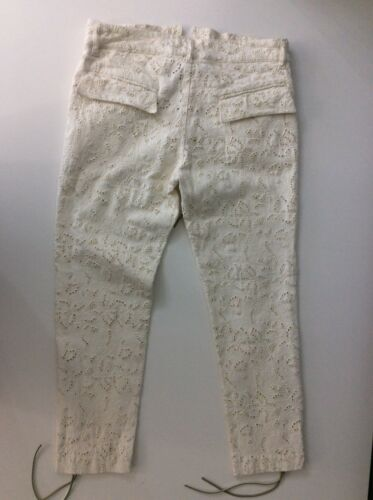 Crème Uk 10 3 Vgc 38 Taille Jeans Isabel Marant 4 aE50Rw8WHq