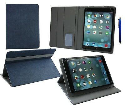 Universal Wallet Case Cover fits Huawei MediaPad T1 10 Inch Tablet