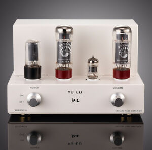 EL34-TUBE-AMPLIFIER-Stereo-Single-End-Class-A-Integrated-AMP-HIFI-AUDIO-Sound
