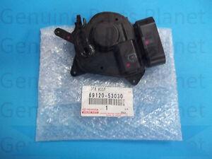 Genuine Lexus Is300 Front 6912053030 Door Lock Actuator Lh 69120 53030 Ebay