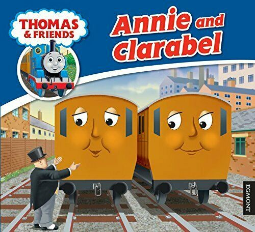 (Good)1405234814 Annie and Clarabel (Thomas Story Library),,Paperback,Egmont Boo