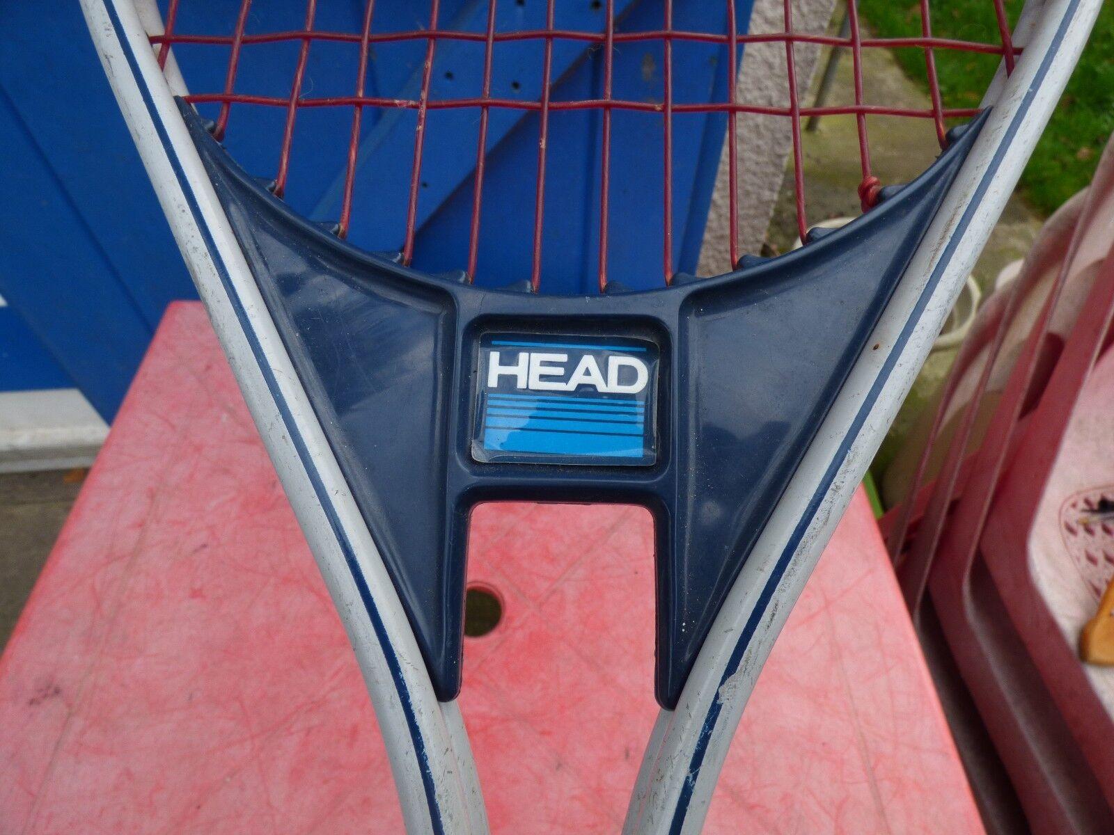 Raqueta Raqueta Raqueta de tenis vintage Head Edge 77b51f