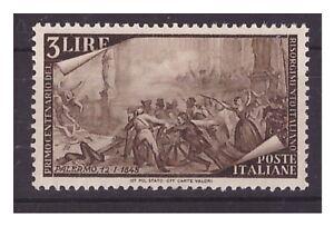 ITALIA-1948-RISORGIMENTO-LIRE-3-NUOVO