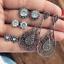 12-Pairs-Women-Rhinestone-Crystal-Pearl-Earrings-Set-Women-Ear-Stud-Jewelry thumbnail 43