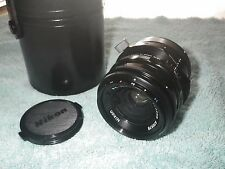 VINTAGE PC-NIKKOR 35MM 1: 2.8 PERSPECTIVE CONTROL LENS FOR ARCHITECTURE, NR!!!