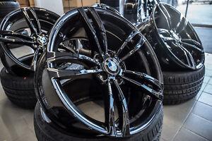 20-Zoll-Ultra-UA11-5x120-Felgen-schwarz-fur-BMW-M-Performance-5er-F10-M-Paket