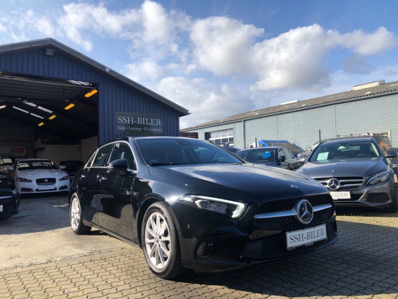 Mercedes A200 1,3 Business Progressive Line aut. 5d - 303.995 kr.