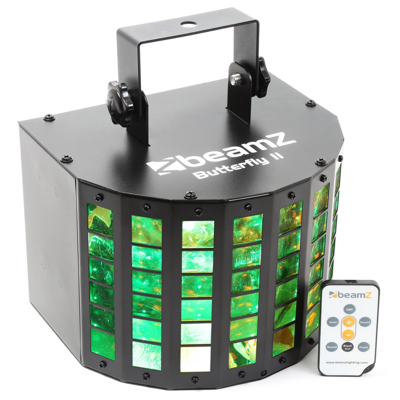 B-WARE LED LICHT EFFEKT MINI DISCO DJ SHOW SPEKTAKEL 48 FARBIGE STRAHLEN | Vorzugspreis  | Luxus