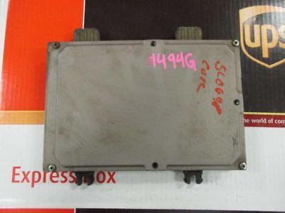 96-97 HONDA CIVIC CX DX LX MT FED ECM COMPUTER 37820-P2E-A01