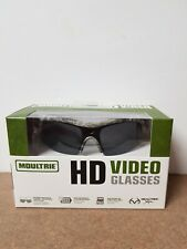 Moultrie 720 HD Camera Video Shooting Hunting Fishing Sun Glasses