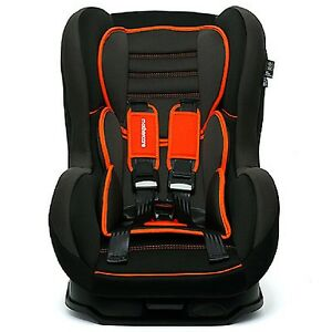 OFFER-Comfort-Recliner-Car-Seat-Forward-Facing-9m-to-4yrs-RRP-110-ORANGE-SP