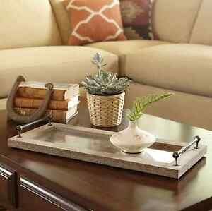 Genial Image Is Loading Rustic Williamsburg Serving Tray Coffee Table  Centerpiece Wood