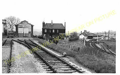7 Great Western Savernake Line Marlborough High Level Railway Station Photo