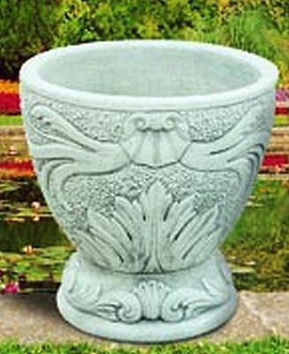 Vase Amphore Schale Pflanzgefäß Kübel Steinvase Gartendekoration Marmor Art.134