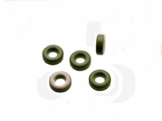 Pkg of 4 Amidon Iron Powder Toroidal Core T-68-2