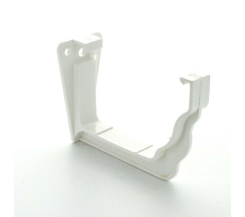Marley Classic RCK51 Ogee Gutter Support Ext Fascia Bracket White Black Brown