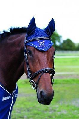 Horseware RAMBO Ear Net Fly Veil Bonnet ***Two Colours*** CLEARANCE