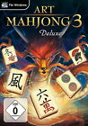 Art Mahjong 3 - Deluxe (PC, 2016, DVD-Box)