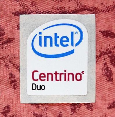 Intel Centrino Inside Sticker 16.5 x 19.5mm Case Badge USA Seller