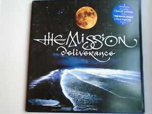 THE-MISSION-Deliverance-UK-12-034-single-special-box-poster-1990-ex-ex
