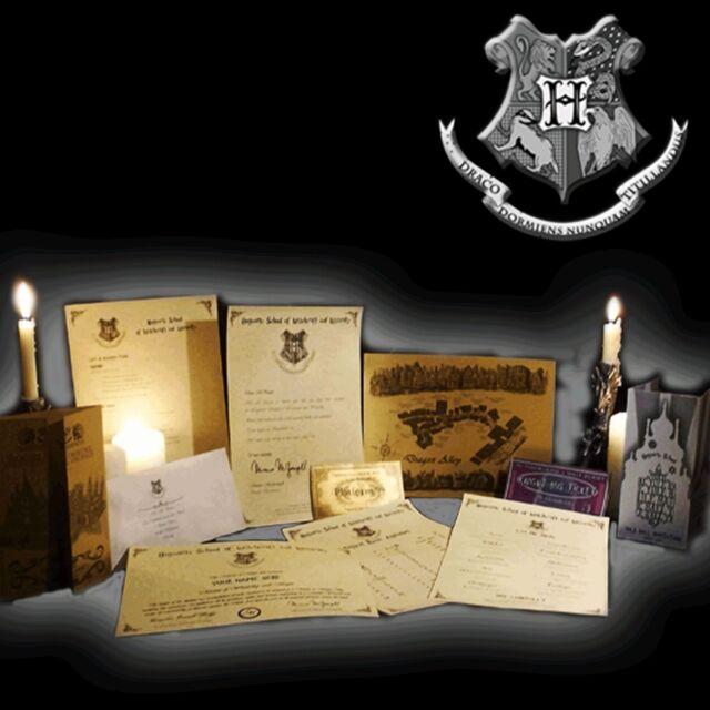 MEGA PACK Harry Potter STUNNING! Marauders Map Hogwarts Spells, Christmas extras