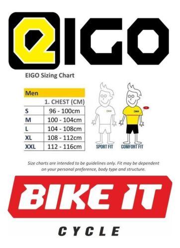 Imperméable Cyclisme Veste FLO jaune Eigo DELTA Vélo de route Coupe-vent