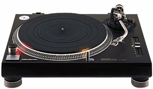 panasonic technics sl 1200 sl1200 mk4 dj turntable record player from ebay. Black Bedroom Furniture Sets. Home Design Ideas