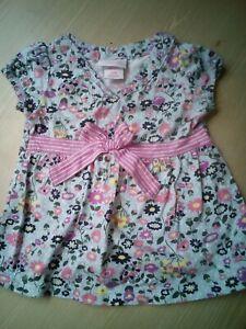 Genuine-Kids-OshKosh-Girls-12-months-Floral-Top-Cotton