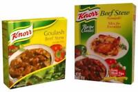 Knorr Beef Stew, Goulash Mix, Case 12x2.4oz