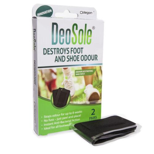 DeoSole 1 PK Shoe Deodor//Odor Eliminator - Buy 2 packs get 1PK FREE 2 pairs