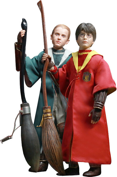 HARRY POTTER - Harry & Draco Quidditch 1 6th Scale Action Figure (Star Ace Toys)