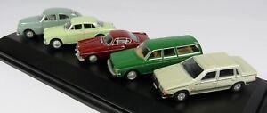 BNIB-OO-GAUGE-OXFORD-1-76-76SET52-5-PIECE-VOLVO-SET-OF-CARS