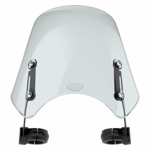Yamaha XV950 Boulon//SCR950 Dart Marlin Vent Pare-brise IN LIGHT TINT