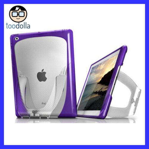 iSKIN VU caseskin and stand, Apple iPad 2, Vive Purple, NEW, Australian Stock