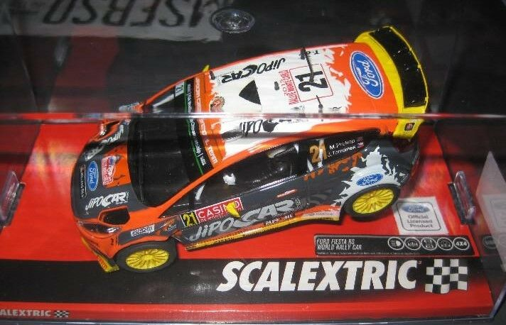 THE ULTIMO A10216S300 - FORD PARTY RS WRC PROKOP OF SCALEXTRIC 1 32 new