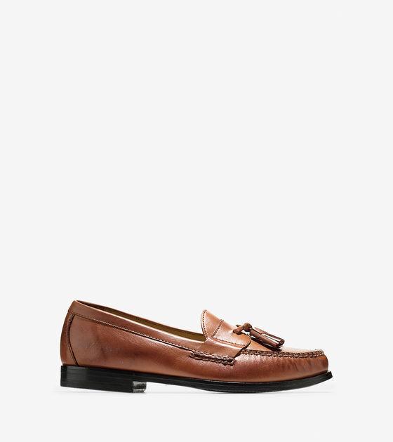 Nuevo Cole Haan Pinch Grand Borla Mocasín (Papaya) - para hombres zapatos