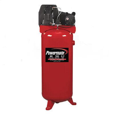 Powermate 3.7-HP 60-Gallon Single-Stage Air Compressor