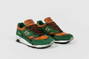 Details about New Balance 1500 Made In UK ENGLAND # M1500GT Dark Green Men  SZ 8 - 13