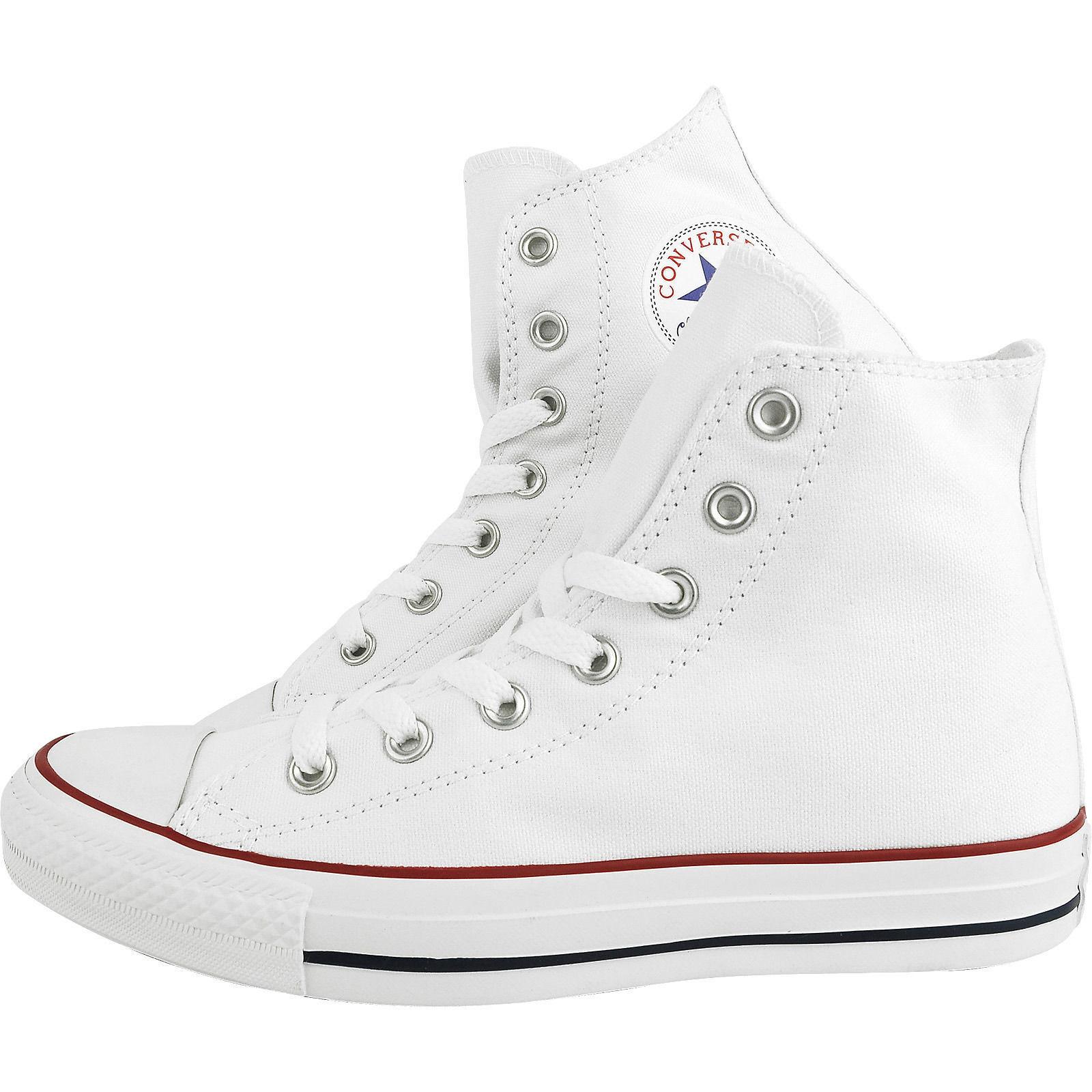 Converse Classic Chuck Taylor All Star blancoo Hi Alta m7650 Trainer zapatilla de deporte Nuevos