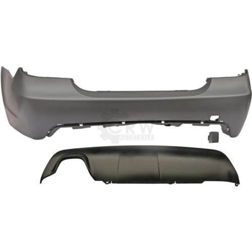 03-07 Sport Paket Optik für PDC nur Limousine Stoßstange hinten für BMW E60 Bj